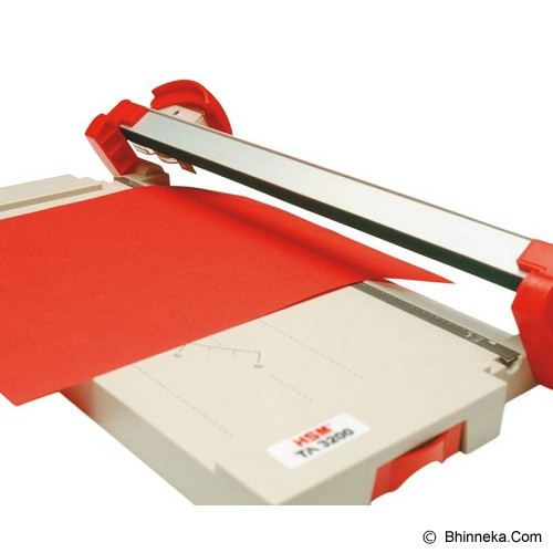 HSM Rotary Trimmer [TA 3200] - Pemotong Kertas Manual